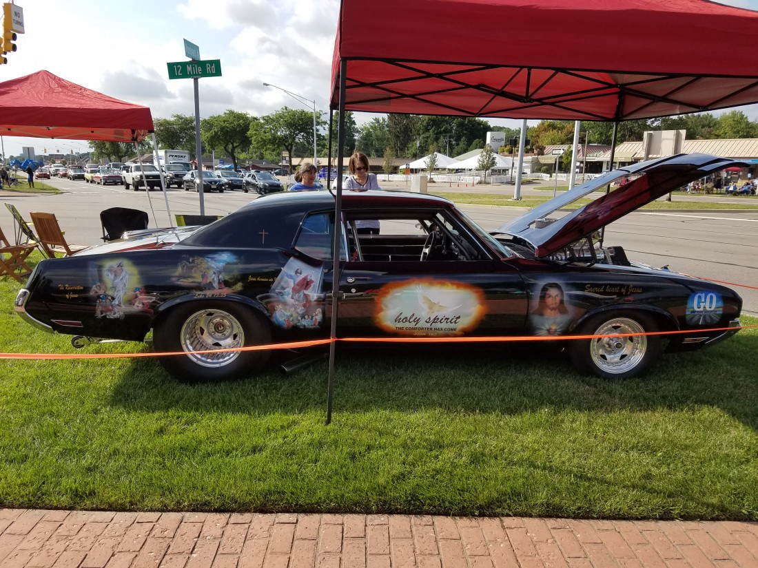Woodward Dream Cruisin' - Blog - Dotten Collision, Inc. - 20170819_100917