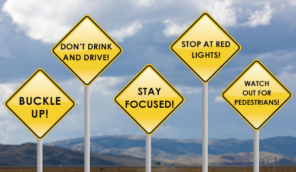 Be a defensive driver, not an offensive one - Blog - Dotten Collision, Inc. - safe_driving2
